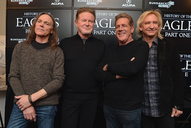 the eagles plot tour in support of new documentary history of the eagles rolling stone. Black Bedroom Furniture Sets. Home Design Ideas
