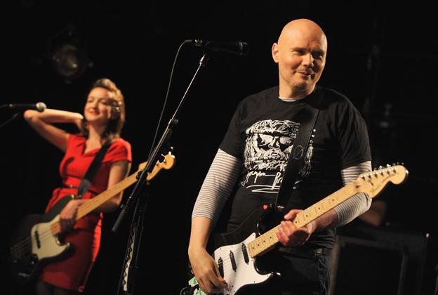 Billy Corgan Starts Writing Next Smashing Pumpkins Album