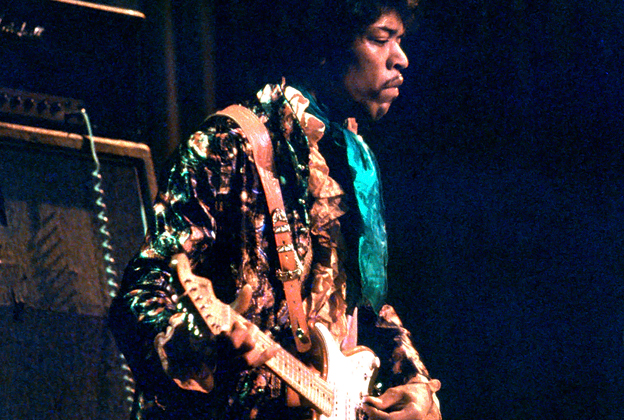 "Jimi Hendrix: ""I Don't Want to Be a Clown Anymore"""
