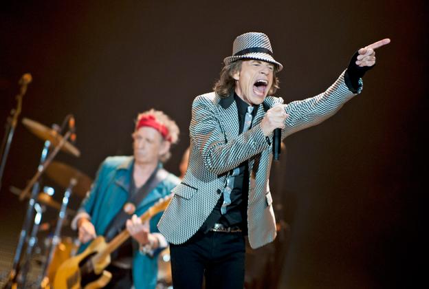 Rolling Stones to Play Glastonbury Festival