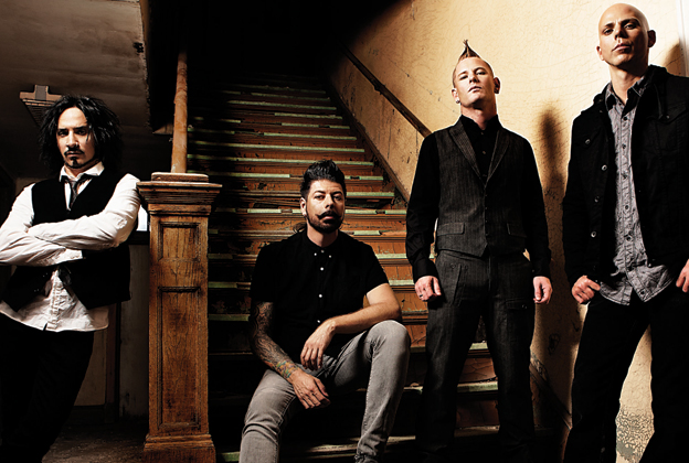 Stone Sour Renew Their Fury on 'Gravesend' – Song Premiere
