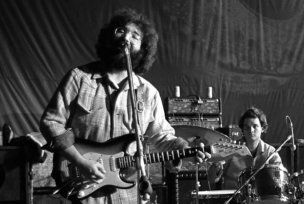 Rolling Stone lists 20 of the best Grateful Dead live shows