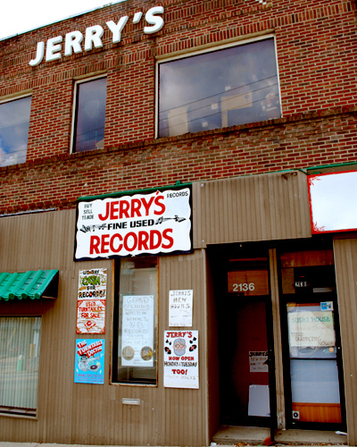 Jerry's Records