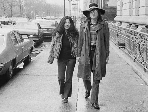 John Lennon And Yoko Ono In New York The Last Years Rolling Stone