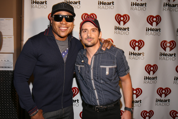 LL Cool and Brad Paisley Release New Song, 'Live for You'