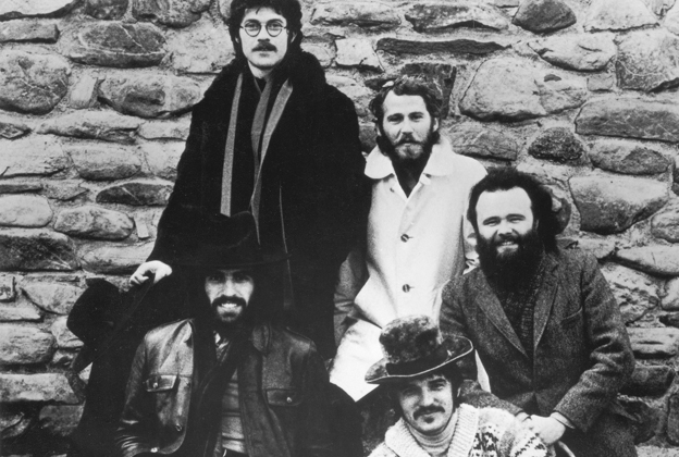 The Band Drifting Toward The Last Waltz Rolling Stone