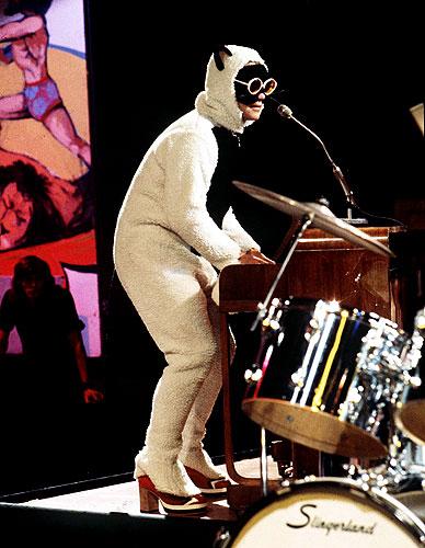 df5abd49aa3 Photos  Elton John s Outfits Through the Years – Rolling Stone