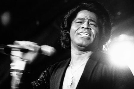 Rolling Stone Features James Brown Brown Returns After
