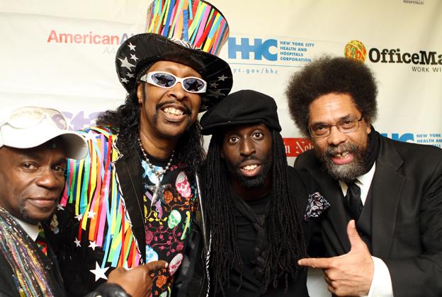 Cordell 'Boogie' Mosson, Parliament-Funkadelic Bassist, Dead at 60