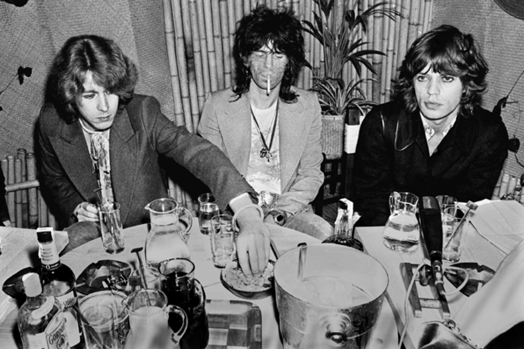 Rolling Stones Revisit 1973 With 'Brussels Affair' Box Set ...