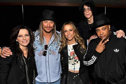 Video: Kid Rock's Star-Studded Birthday Concert Extravaganza