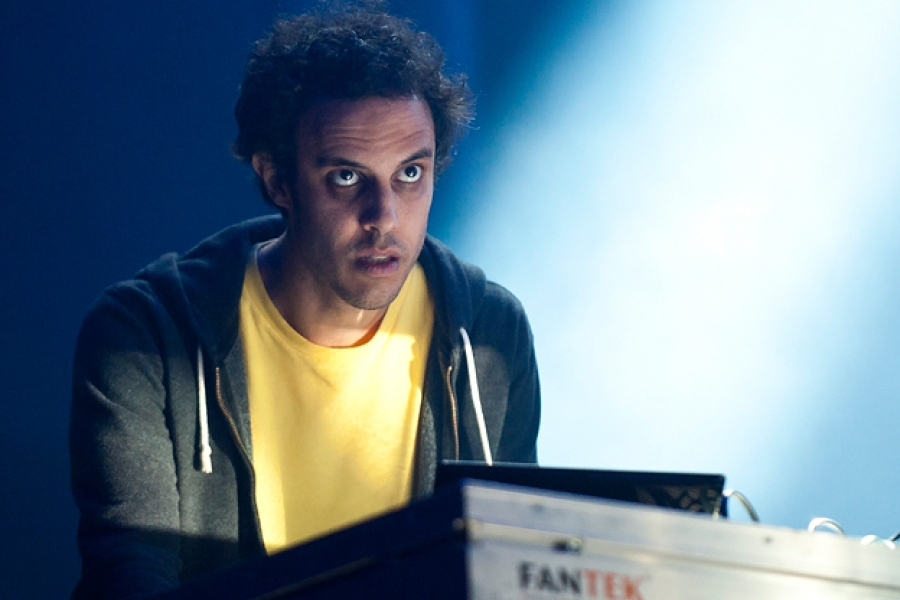 Four Tet on Ambitious New LP and What It's Like to DJ With