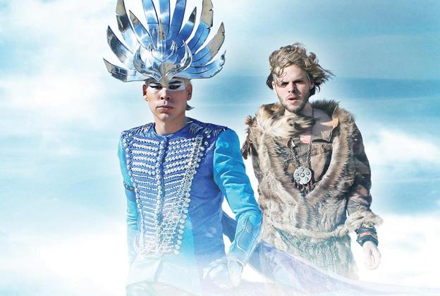 Empire of the Sun Ups the Ante on 'Alive' (David Guetta Remix) – Song Premiere