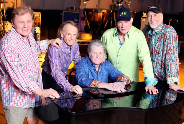 Beach Boys Sing 'California Girls' Live on Reunion Tour