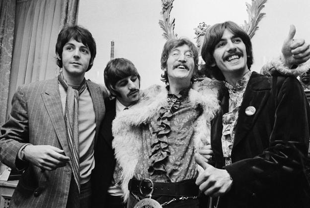 Beatles Guitar Sells for $408,000