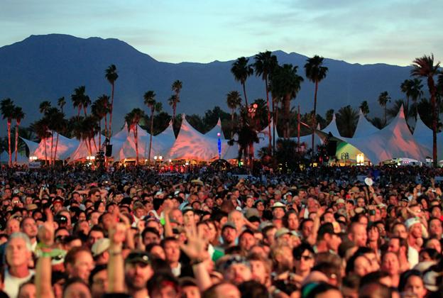 Coachella Sets Dates for 2014
