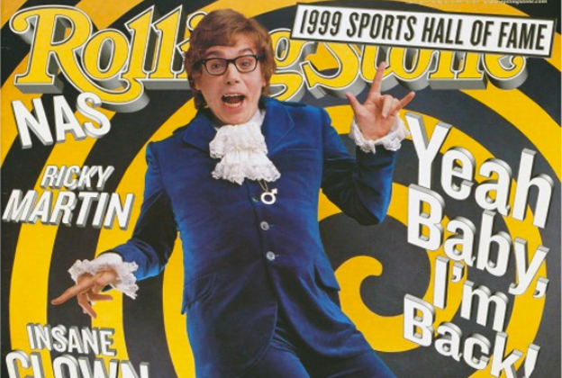 Yeah Baby Its Mike Myers World Rolling Stone