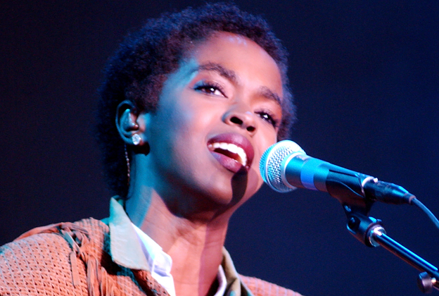 Lauryn Hill 90's