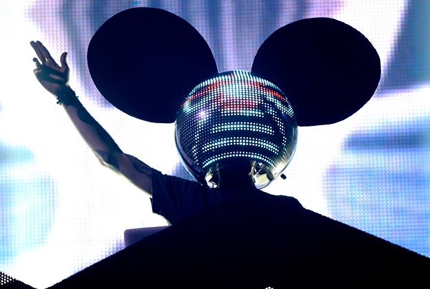 Deadmau5 Previews New Songs
