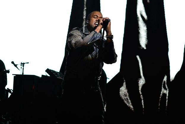 Kanye West's 'New Slaves' Screening Shut Down by Houston Police