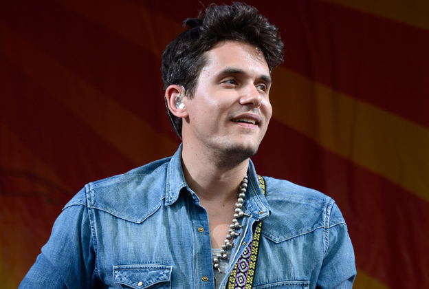 John Mayer Returns to the Studio
