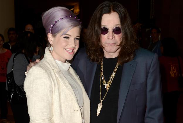 Kelly Osbourne Talks About Ozzy Osbourne's Relapse