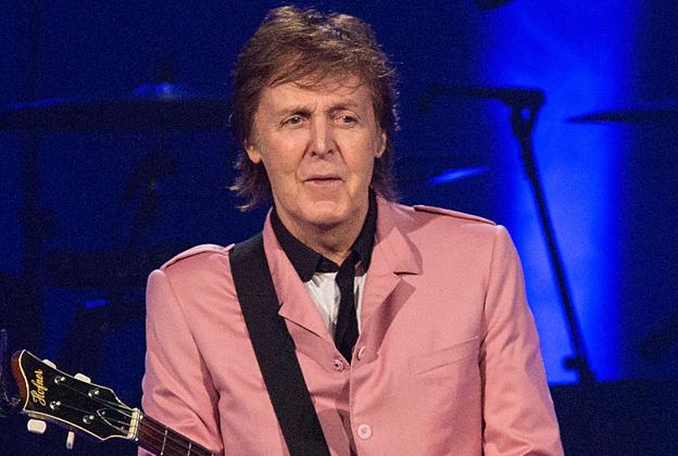 Paul McCartney to Headline Special 'Colbert Report'