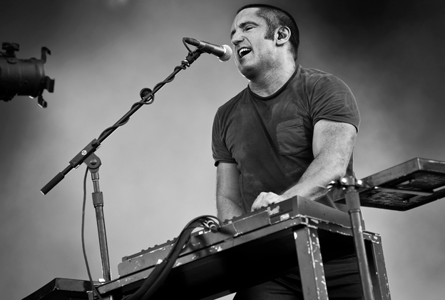 Nine Inch Nails Release 'Came Back Haunted' From New LP