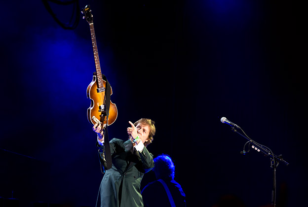 Paul McCartney Reigns at Bonnaroo