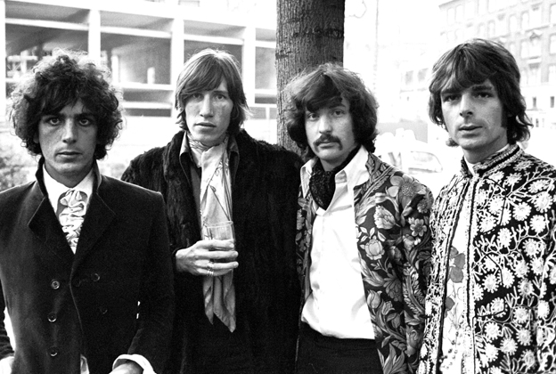 Pink Floyd Catalog Arrives on Spotify