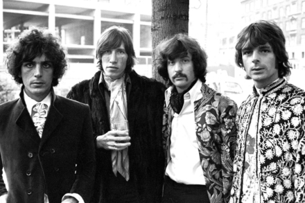 Pink Floyd Catalog Arrives on Spotify – Rolling Stone