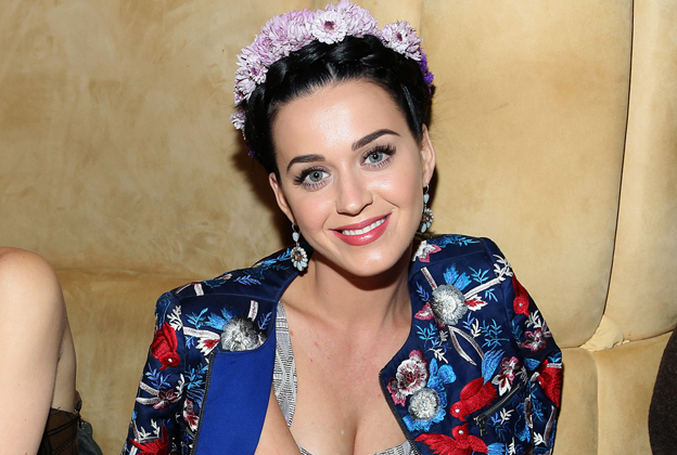 Katy Perry Dishes on John Mayer, Russell Brand