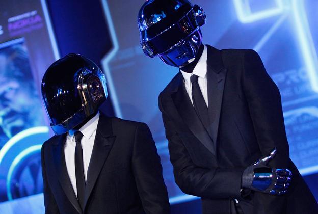 Daft Punk Post 10-Minute Remix of 'Get Lucky'