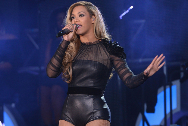 Beyonce's 'Standing on the Sun' Leaks