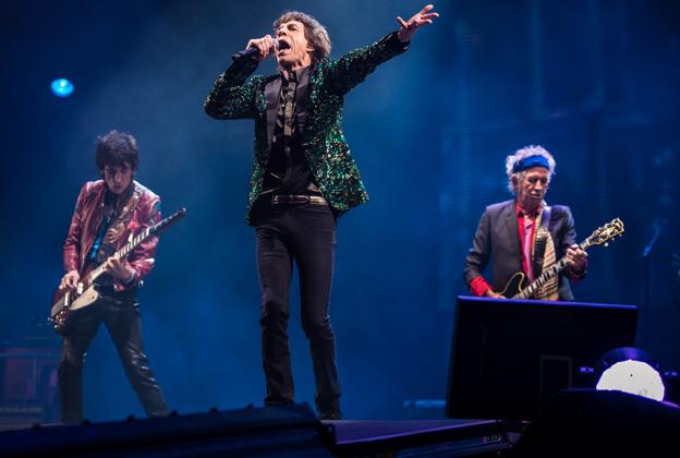 Glastonbury 2013: Rolling Stones, Mumford & Sons Anchor Return