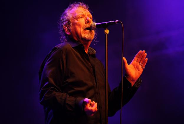 Robert Plant Rearranges Led Zeppelin Classics at High Sierra Music