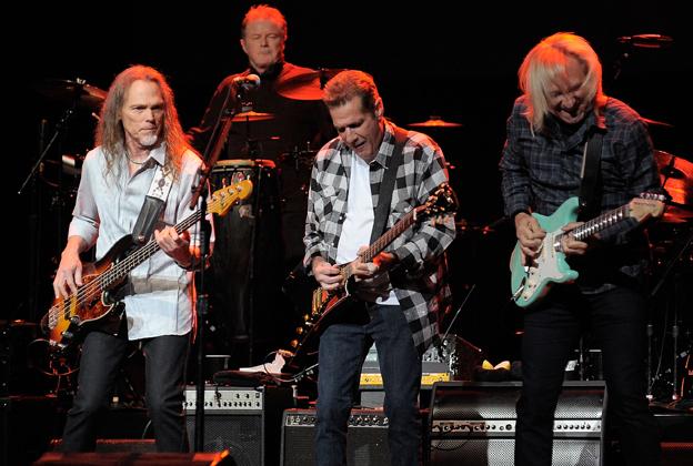 Eagles Tour Will Feature Founding Guitarist Bernie Leadon