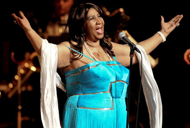 Aretha Franklin Cancels Michigan Concert for Medical Treatment