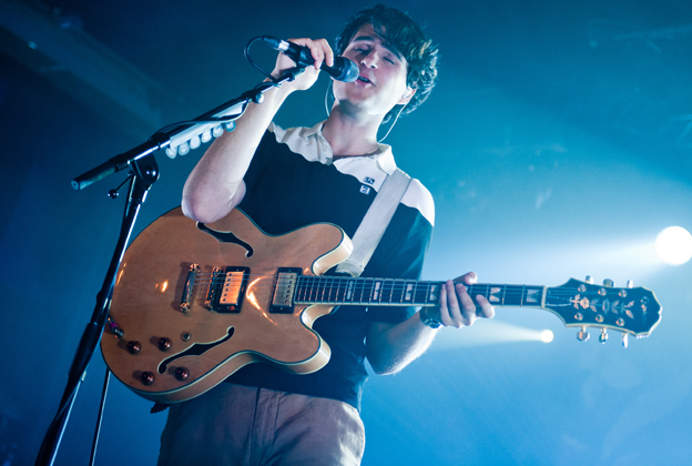Listen: Vampire Weekend's Hilarious Cover of Robin Thicke's 'Blurred Lines'