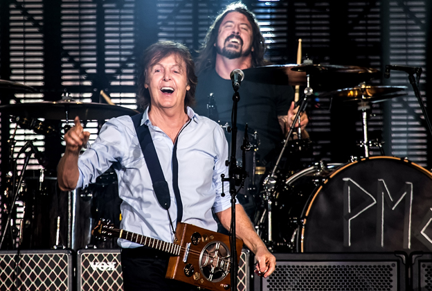 Q&A: Paul McCartney Looks Back on His Latest Magical Mystery Tour
