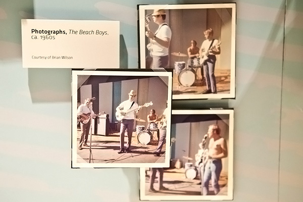 Behind The Scenes At Beach Boys