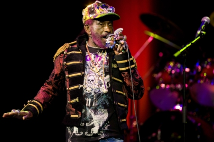 Lee Scratch Perry: Reggae's Mad Scientist – Rolling Stone