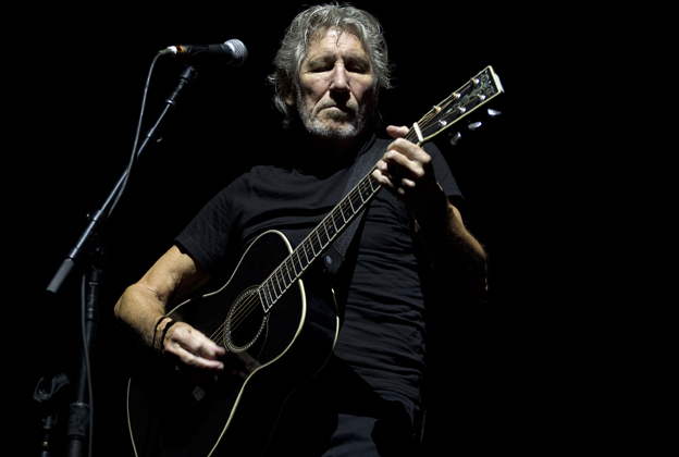 Roger Waters Addresses Star of David Controversy