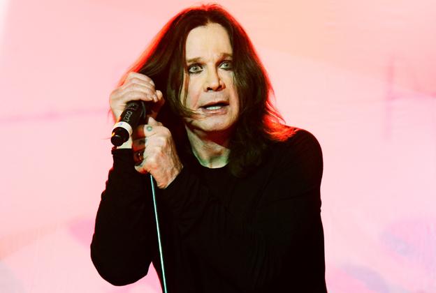 Ozzy Osbourne Calls Sabbath Drummer Bill Ward 'Overweight'