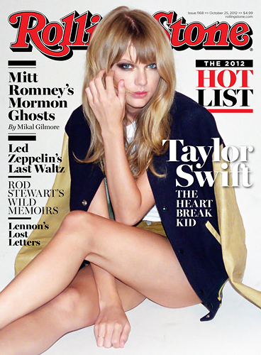 Taylor Swift On The Cover Of Rolling Stone Rolling Stone