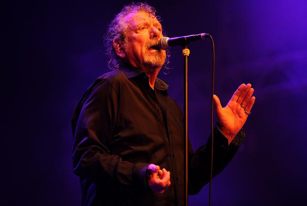 Robert Plant Joins Twitter, Revamps Online Presence