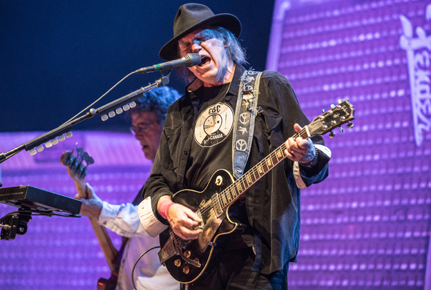 Neil Young and Crazy Horse Cancel Remaining European Tour Dates