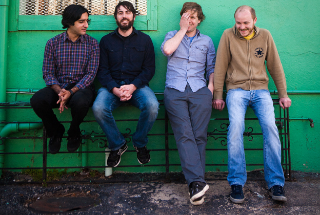 Behind Explosions in the Sky's Dramatic 'Prince Avalanche' Score
