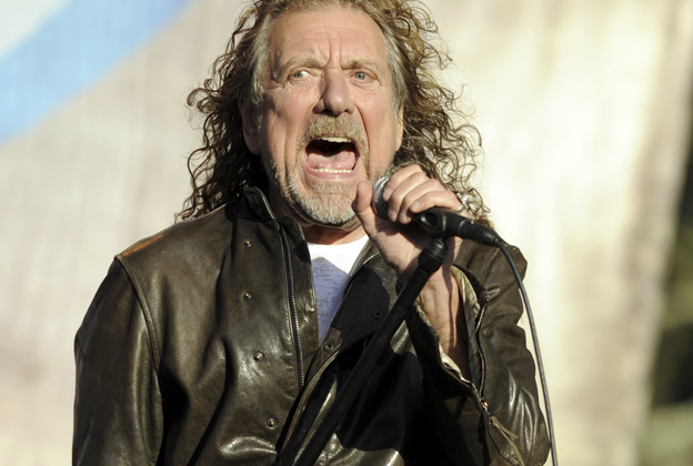 Robert Plant's Mystical Mountain Hop