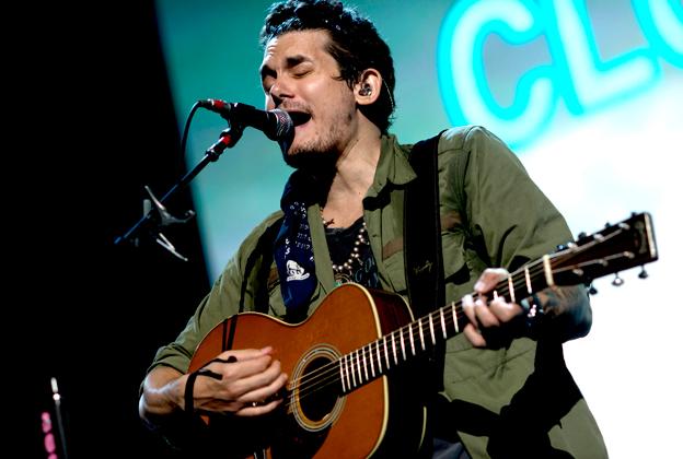 Listen to John Mayer's 'Paradise Valley' Now